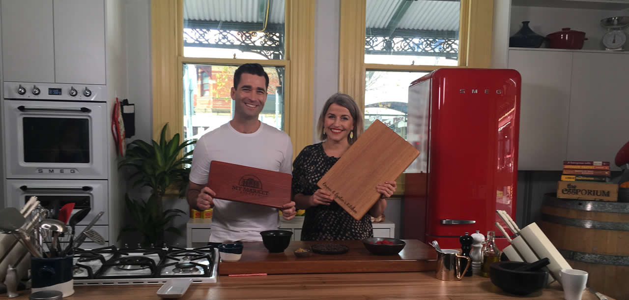 Custom Made Wooden Chopping Boards | The Cutting Board Company