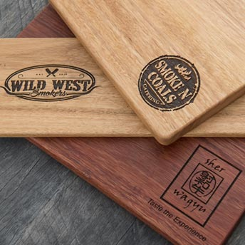 Restaurant Serving Boards