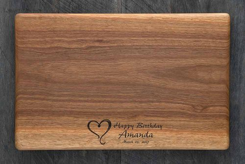 Happy Birthday Chopping Board