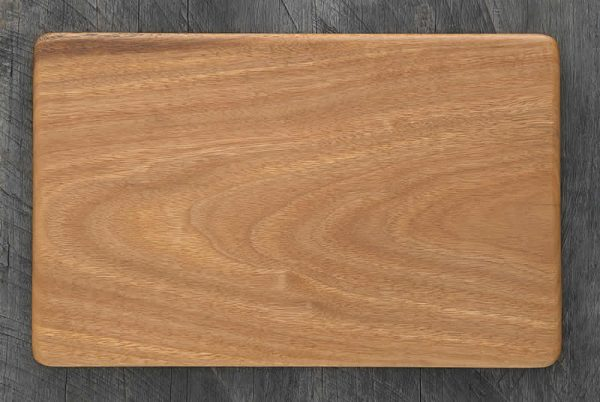 standard chopping board blackbutt