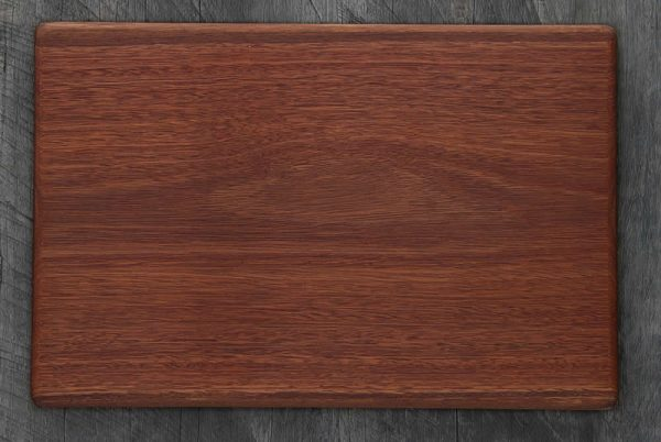 standard chopping board redgum