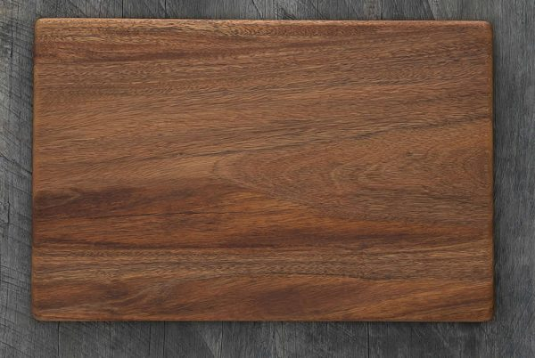 standard chopping board spotted gum