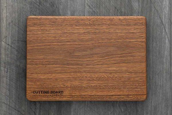 spotted gum cutting board