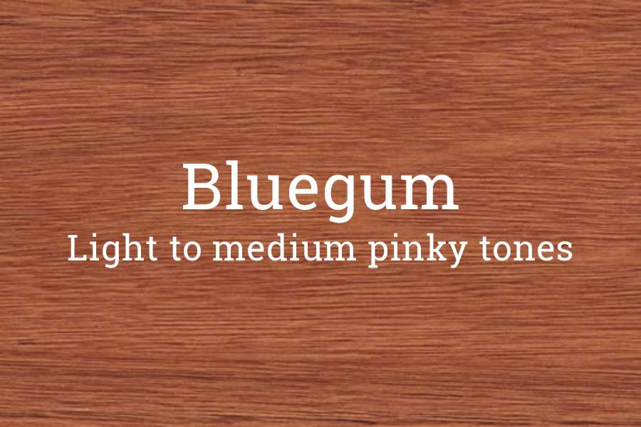 bluegum hardwood