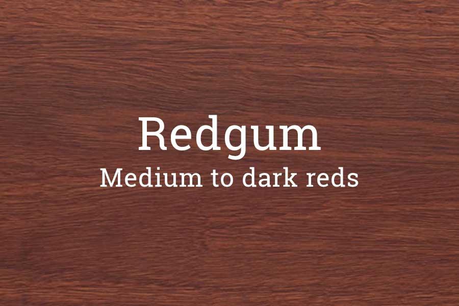 redgum hardwood
