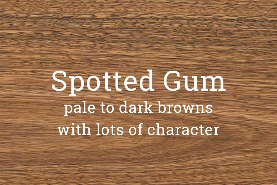 spotted gum hardwood
